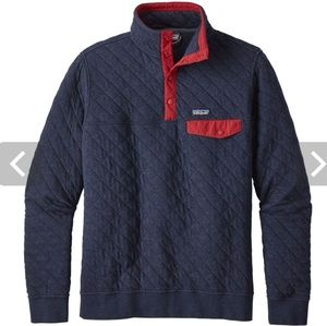 Patagonia Cotton Quilt Snap T PulloverJacket
